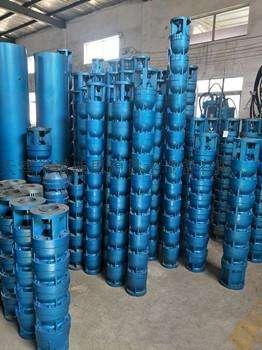 天津潛成泵業250QJW400米高揚程臥式潛水泵廠家