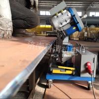 鹤壁坡口机即将售罄造船厂不锈钢打坡口机