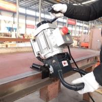 有現貨 SKF-15型小型銑邊機管板兩用的坡口機性能強