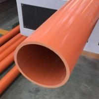 PVC高压电力管 地埋电力电缆穿线护套管