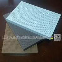 定制幕墻外墻沖沖孔鋁蜂窩板防火保溫非標造型鋁單板高端