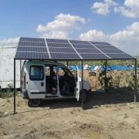 太阳能污水处理系统 太阳能离网监控供电 太阳能光伏水泵 抽水