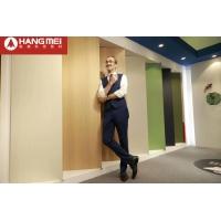 新款实木包覆门板定制衣柜 橱柜简约风格时尚