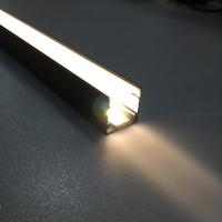 諾帝智造led線條燈黑色線條燈黑色燈槽供應