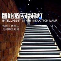中山诺帝网红楼梯感应灯台阶灯LED人体感应灯带踏步灯供应