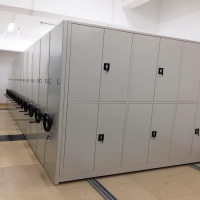 专业密集柜拆装服务 密集柜维修 搬迁档案密集架