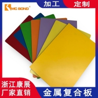 铝塑板钢塑板铜塑板钛锌板室内外装修幕墙金属复合板