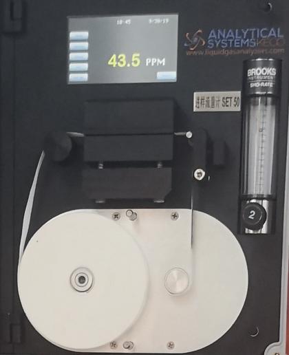 硫化氢分析仪醋酸铅纸带