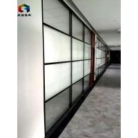 玻璃隔断墙办公室屏风百叶高隔间