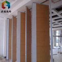 淮安超高酒店活動隔斷墻折疊屏風