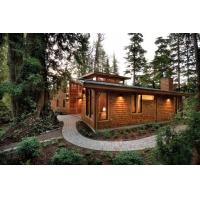 木屋定制 紅雪松木屋  定制木屋 木結構房屋
