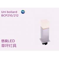 飛利浦BCP212/13W鋁本色方形LED草坪燈
