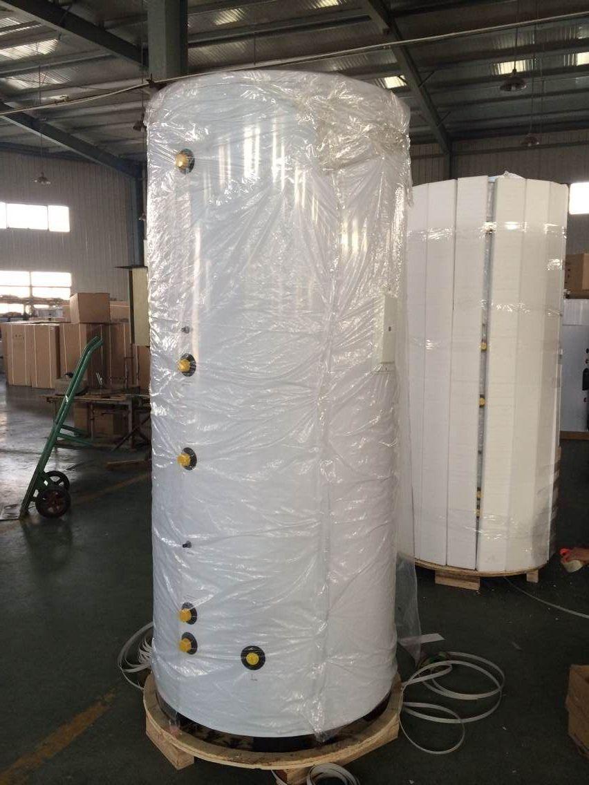 博世威能菲斯曼壁挂炉配套1000L盘管换热保温水箱