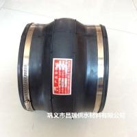 昌瑞卡箍式橡胶挠性接头KXT型