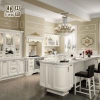 凡米特 现代简约橱柜定做开放式整体厨房厨柜定制橱柜装修组装