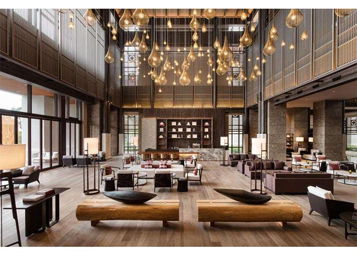 博雅斯木业-酒店工程