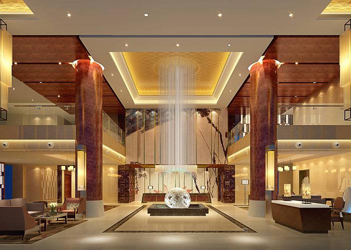 博雅斯木業-酒店裝修