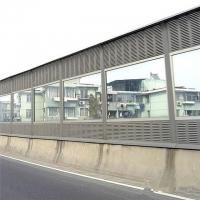 哈尔滨道路声屏障厂,哈尔滨高速公路隔音墙价格
