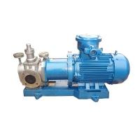 输送高温的导热油齿轮泵,高温泵