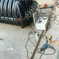 PE電熱熔焊機 排水排污管道封口電熱熔帶施工焊機 保溫管熱熔
