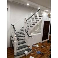 华艺楼梯整屋定制木门楼梯衣柜酒柜木饰面家具等