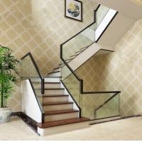 南京楼梯-华艺楼梯-立柱扶手10