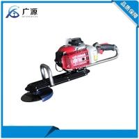 广源NBGM-180型内燃便携式打磨机 铁路专用内燃钢轨打磨