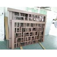 铝合金窗花厂家批发价格实惠,仿古铝窗花厂家供应
