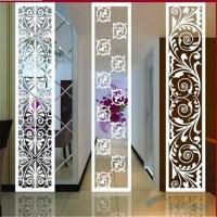 铝窗花款式任意定制 焊接工艺中式铝窗花 铝合金窗