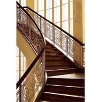 楼梯护栏铝窗花 雕刻铝窗花定制 厂家直销