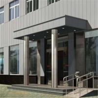 外墙铝单板 氟碳铝单板幕墙 厂家定制铝单板产品