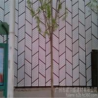 广东铝单板厂家  氟碳造型铝单板包柱 喷涂铝板定制