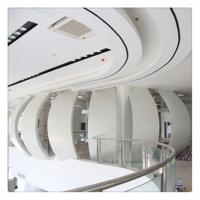 铝单板幕墙板钢性好、重量轻、强度高 铝单板幕墙