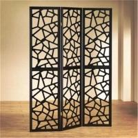屏风铝窗花还具备设计独特、坚固耐用的特点