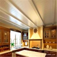 集成装饰铝合金吊顶 室内装饰铝条扣天花定制 厂家直销