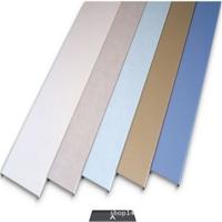 吊頂長條型天花板 防風鋁條扣加油站 200面寬鋁條扣