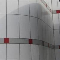 德普龙厂家定制平面光滑氟碳铝单板外墙 铝单板幕墙