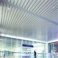 铝条扣 直销建筑工程装饰 车站吊顶长条形铝扣板定制