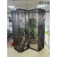 广东东莞黑钛折叠不锈钢屏风