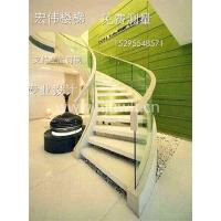 南京楼梯-别墅系列-宏伟楼梯
