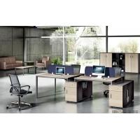 新乡屏风办公桌安装 金彩办公家具批发价格