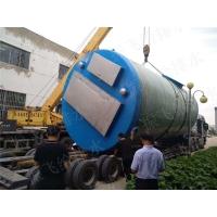 污水處理設備一體化泵站