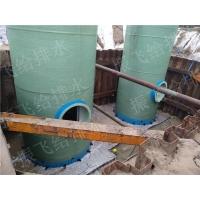 智能一体化污水提升泵站