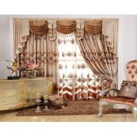 城市领秀窗帘产品--欧式古典窗帘--凯撒大帝
