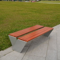 园林室外休闲座椅_定做广场休息坐凳子