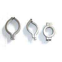 304不锈钢管夹精铸件-东莞石龙失蜡铸造