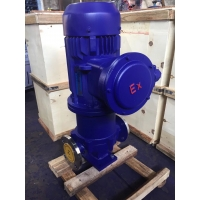 CQB-L立式防爆管道磁力泵 无泄漏磁力管道化工泵