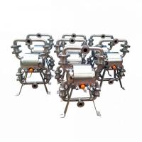 食品医药化工卫生级隔膜泵 304不锈钢隔膜泵 卫生泵