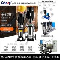 无负压供水设备 恒压成套供水设备 不锈钢变频供水设备