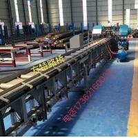 方特路桥数控钢筋锯切套丝生产线